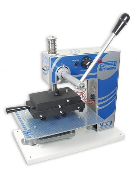 Maquina de Gravação Hot Stamping Capa Dura Modelo CFXI