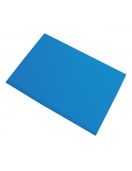 Capa dura para encadernação Tamanho Carta - Cor Azul Celeste