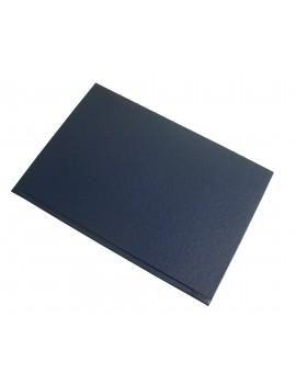 Capa dura para encadernação Tamanho Carta - Cor Azul Noturno