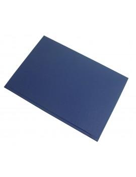 Capa dura para encadernação Tamanho Oficio 2* - Cor Azul Royal
