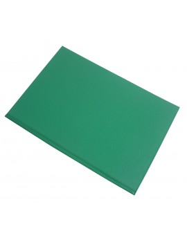 Capa dura para encadernação Tamanho Oficio 2* - Cor Verde Pinho