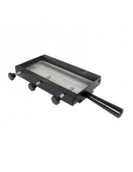 Componedor para letras tipo caixas 60 x 180 mm